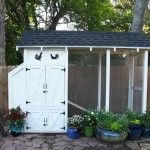 Easy to Build Chicken Coop Plans