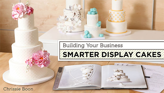 Cake Decorating Classes Townsville : Building Your Business: Smarter Display Cakes   Learn Your ...