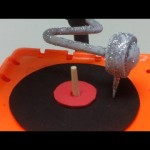 Recycled Crafts Ideas: Making a Gramophone