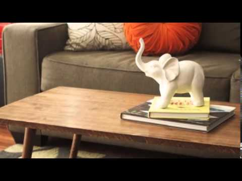 nine Mid Century Modern-day Do it yourself Furniture Projects