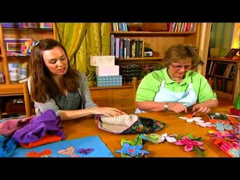 Textile Recycling Projects – recycled crafts