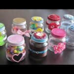 How to make decorative gift containers out of recycled baby food jars – Recycling – EP