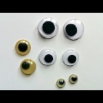 How To Create Fun Recycled Googly Eyes – DIY Crafts Tutorial – Guidecentral