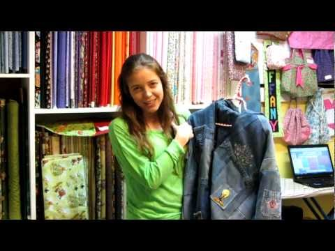 Sewing Projects Using Recycled Denim
