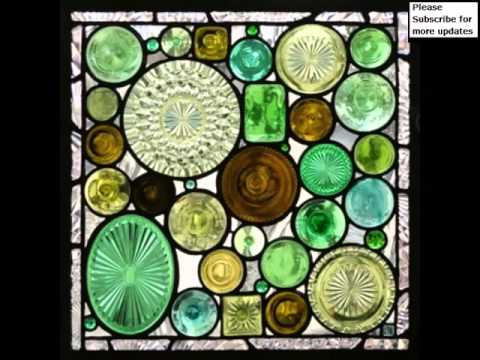 Recycled Glass Bottle Art | Home Decration Picture Ideas