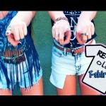 Ways to Upcycle Old T-Shirts! – AndreasChoice