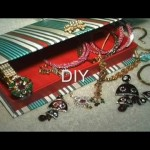 Recycle Waste Sweet Box: DIY Jewelry Box Multi-Purpose