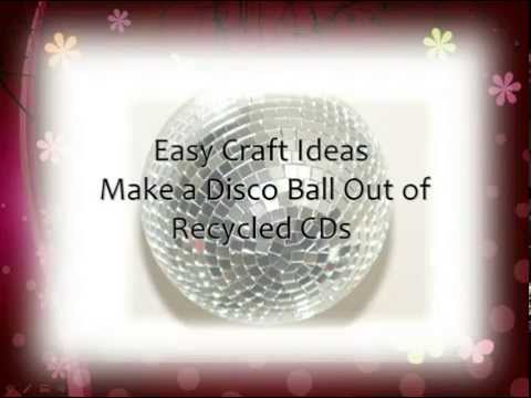 how to make a disco ball in minecraft
