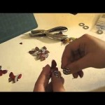 How to Make a Recycled Butterfly Wind Chime