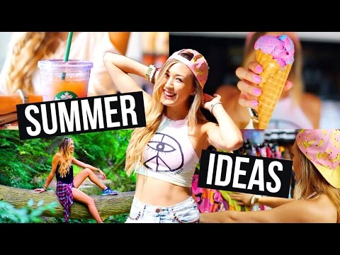 Ideal Summer months Working day: Diy Accessories & Summer months Tips! | LaurDIY