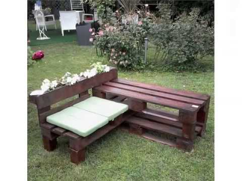 Do it yourself Pics Of Pallet Household furniture Selection | Pallets Benches