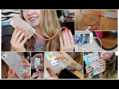 Diy: Apple iphone Equipment! Simple & Sweet!