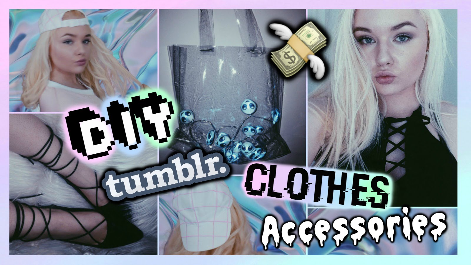 Diy Tumblr Clothes & Components! for Summer time :)