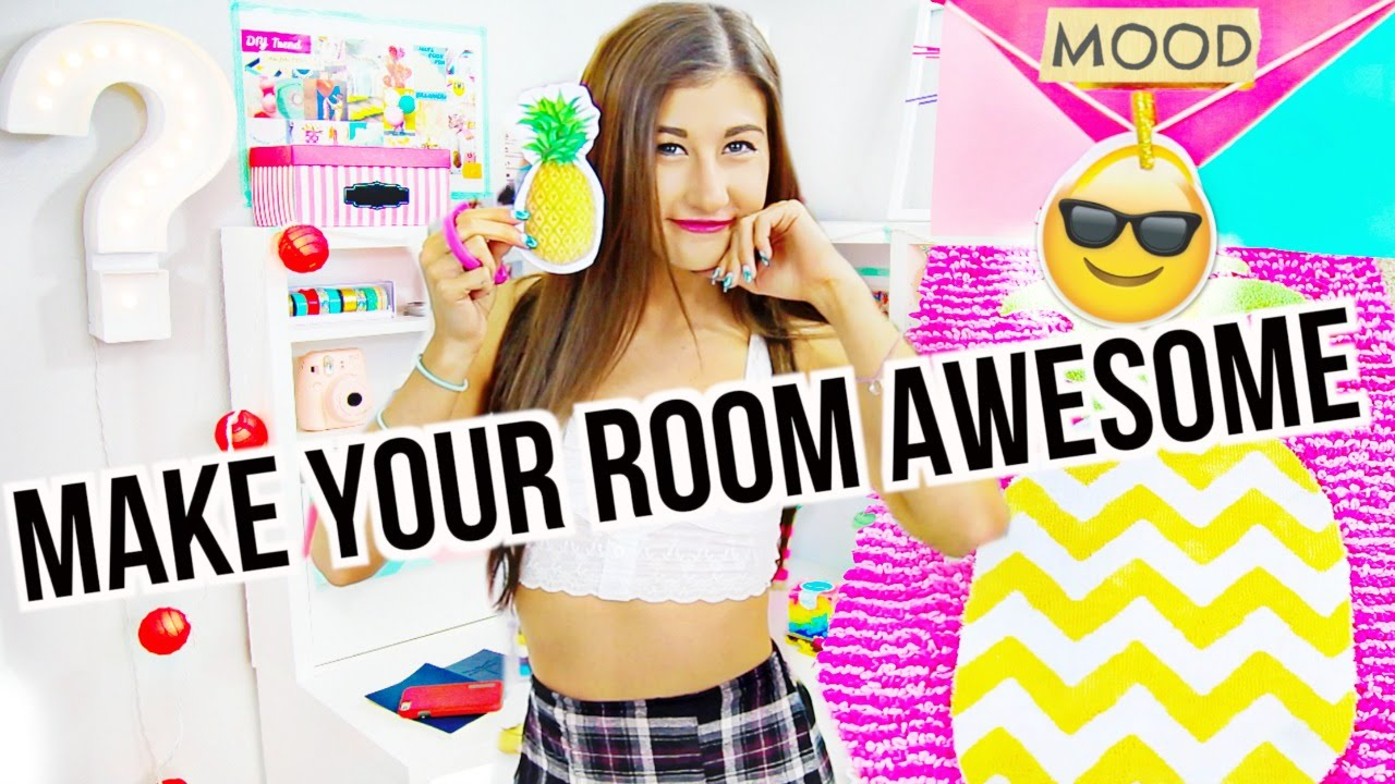 10 DIY Room Decor Project ideas you NEED to try!
