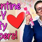 Valentines Day – DIY Party Favors – Crafts for Kids w/ Crafty Carol at Cool School