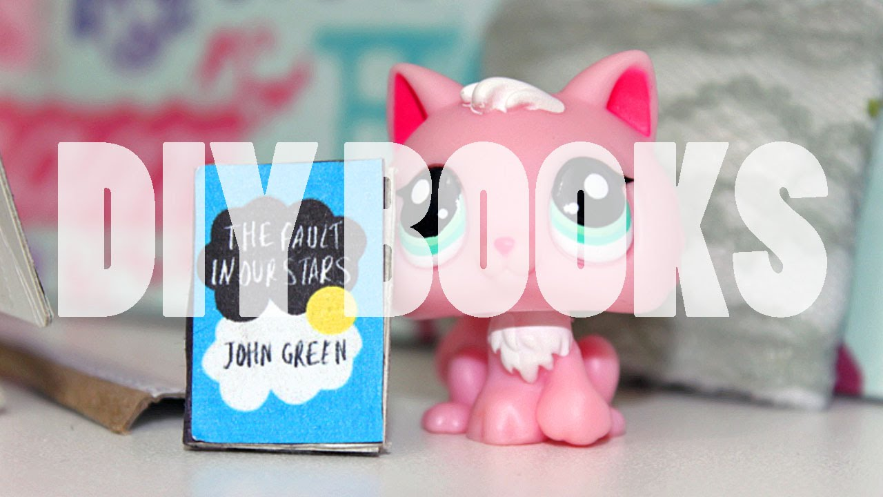 Do it yourself Extras: How To Make LPS Textbooks