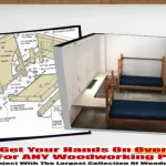 Wood Household furniture Designs and Craft Designs For Do-it-yourself Woodworking
