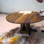Preserve $ – Do-it-yourself Furniture Building – Rustic Eating Table and Chairs