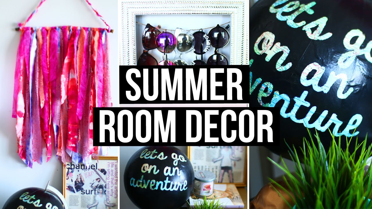 Do-it-yourself Summer Place Decor! Sweet Place Add-ons & Wall Decor | LaurDIY