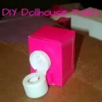 DIY dolls house furniture projects ideas