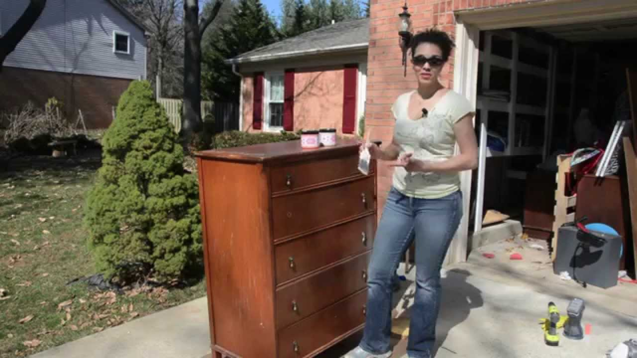 How to Paint a Dresser Making use of Shabby Paints – Diy Home furnishings Makeovers – Thrift Diving