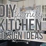 Loved ones Kitchen Design Strategies + Our Do-it-yourself Kitchen Tour