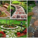 thirty Structure Thoughts for Beautiful Garden Paths  – Diy