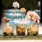 Diy Wedding ceremony desk decoration tips