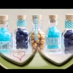 Do-it-yourself wedding day favors concepts