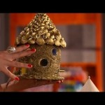 DIY Crafting – Building Birdhouses with Tori Spelling | Craft Wars