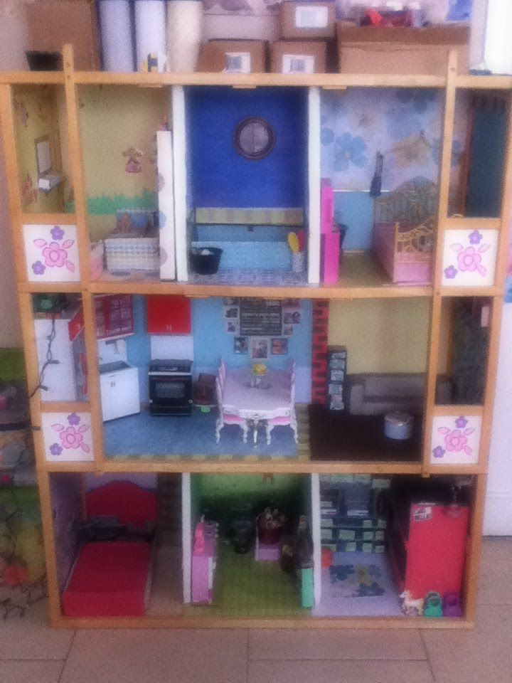Dollhouse Investigation | Do it yourself Barbie Household furniture, and so on