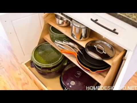 34 Clever Storage Tips Diy for Kitchen area – Diy Crafts Journal