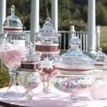Do it yourself wedding  social gathering candy bar thoughts