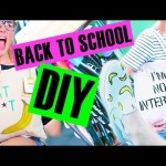 Do-it-yourself Garments + Add-ons + Room DECOR // Grace Helbig