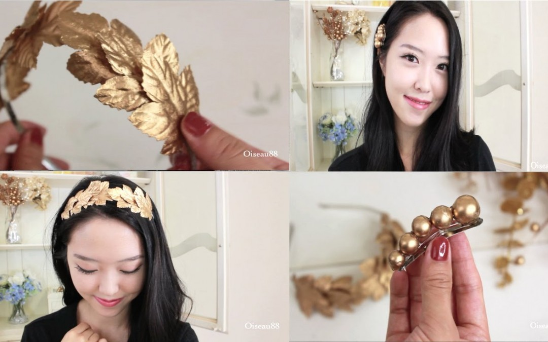 Jul 31, · Hairstyles & DIY hair accessiories! In this hair tutorial I show 10 quick and easy hairstyles for medium hair, long hair and short hair. I also show 10 easy DIY hair accessories.