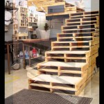 do-it-yourself pallet household furniture