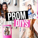 Diy Promenade Photobooth Add-ons & Jewelry! | LaurDIY