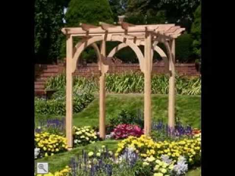 Diy Wedding arbor thoughts