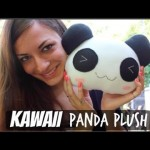 DIY Kawaii Panda Plush!  EASY Crafting Tutorial