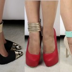 Do it yourself Shoe Add-ons & Do it yourself Anklets !