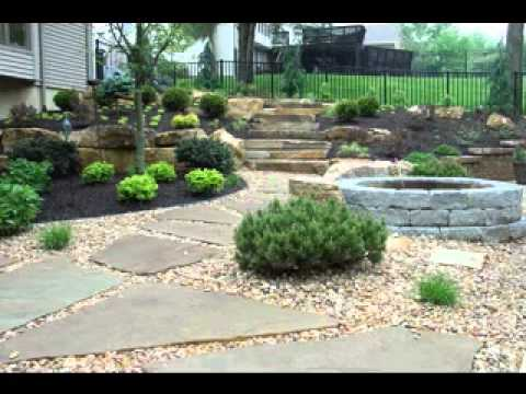 Diy Back garden landscaping decorations concepts