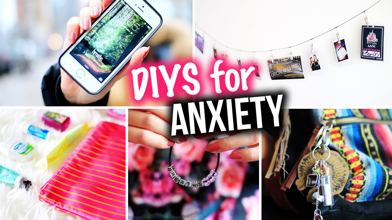 Working with Nervousness: Diy Area Decor, Equipment & Ideas! | LaurDIY