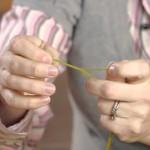 How to Separate Yarn for Crewel Projects : DIY Crafting