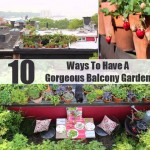 Tips for do it yourself balcony backyard