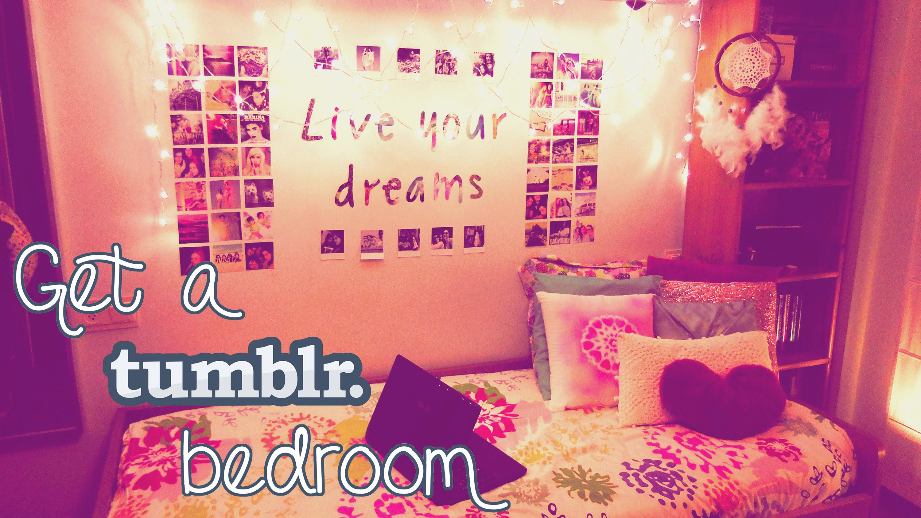 Do it yourself Tumblr encouraged home decor strategies! Low cost & quick initiatives