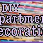 Diy: Decorating An Apartment! | Kitchen