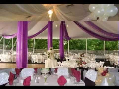 Straightforward Diy wedding day reception decorations
