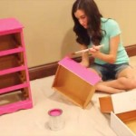 How To Paint Furnishings | Do-it-yourself Painted Nightstand