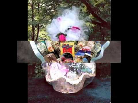 Wedding Day Gift Basket : Diy Wedding day gift basket decorations suggestions