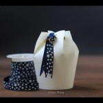 Paper Cups, Present Containers, Package, Do it yourself, عيدية أنيقة, عيد, Present wrap ideas
